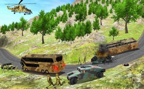 陆军教练巴士下载