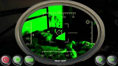 夜视监测模拟器
