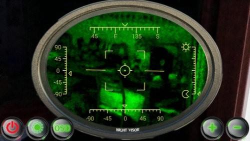 夜视监测模拟器游戏