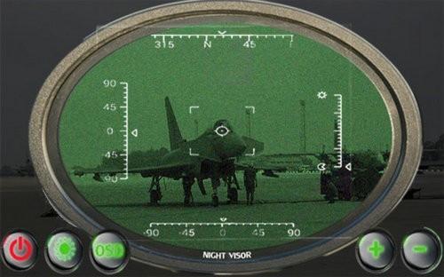 夜视监测模拟器手游