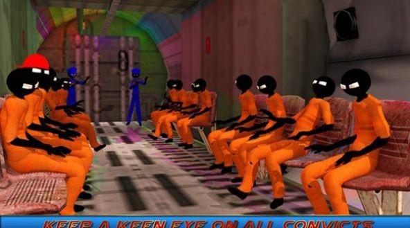 陆军囚犯飞机运输游戏下载