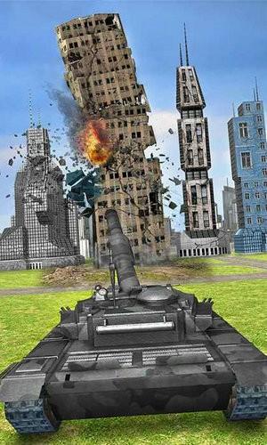 建筑破坏者游戏