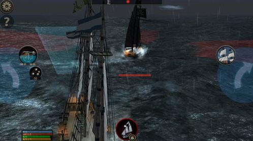 暴风雨海盗行动
