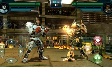 铁甲钢拳世界机器人拳击游戏破解版下载