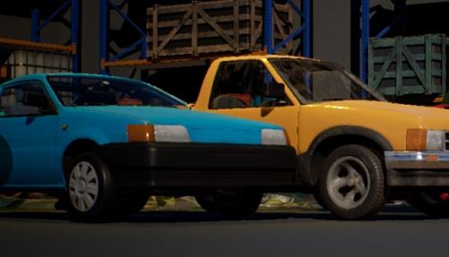 超高清驾驶模拟器