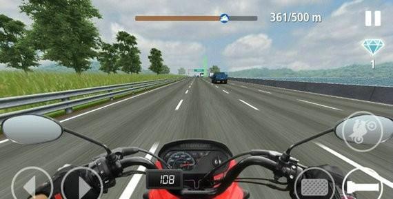真实交通摩托下载