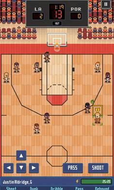 篮球联赛战术中文版破解版