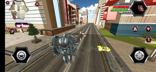 飞龙变形机器人2