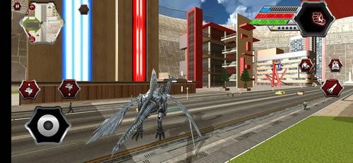 飞龙变形机器人2下载