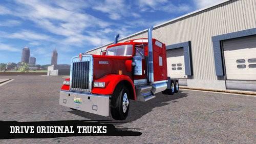 卡车模拟器19游戏