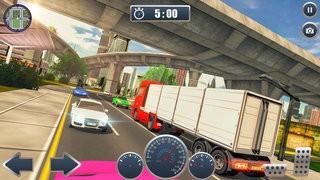 欧洲卡车货物运输模拟器下载