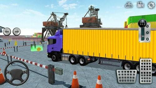 卡车停车模拟器破解版
