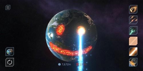 地球爆炸模拟器最新版