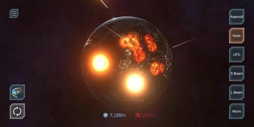 地球爆炸模拟器破解版