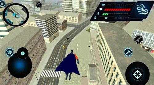 飞翔英雄3d无限金币版下载