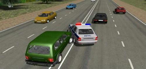 交警模拟器手机版游戏