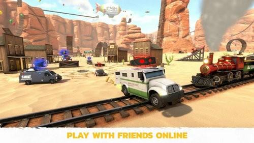 撞车驾驶3游戏