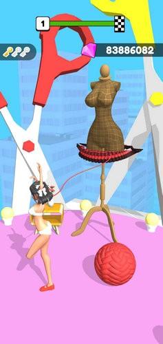 小姐姐衣服开线了游戏下载