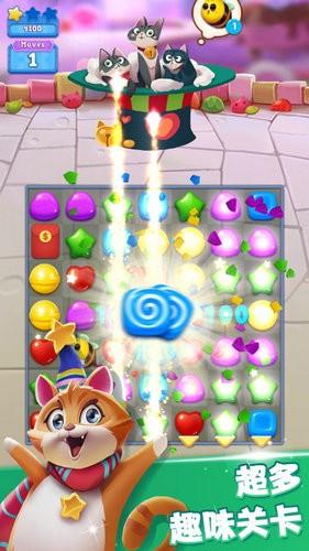 开心糖果猫游戏下载