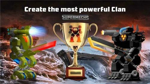 超级机器人组合破解版下载