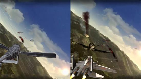 空中战场3D雷霆空战无限金币版下载