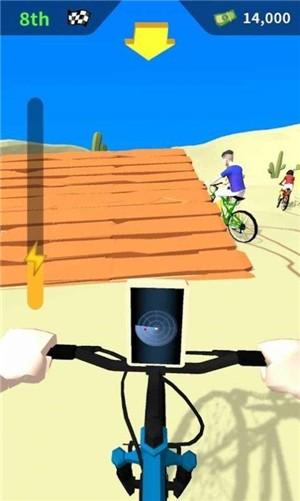 山地自行车对决内购破解版