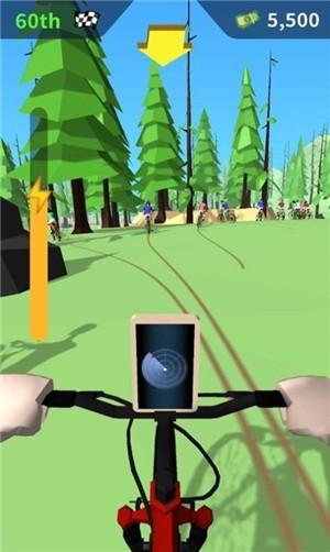 山地自行车对决内购破解版下载