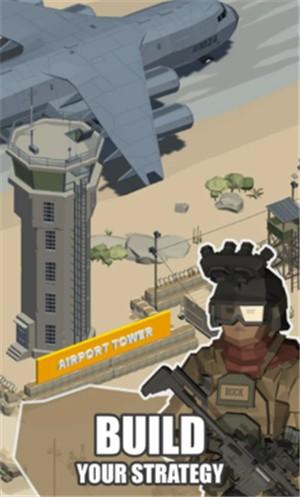 空闲战区3D无限金币
