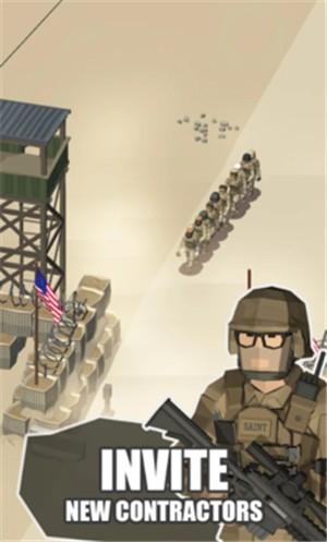 空闲战区3D破解版