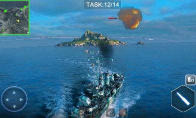 战舰猎杀巅峰海战世界中文破解版