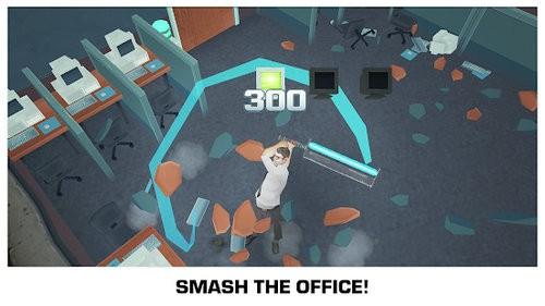 粉碎办公室无限金币版下载