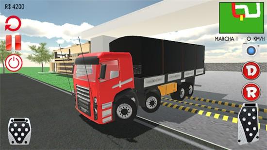 巴西卡车模拟器无限金币中文版