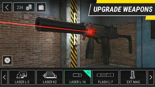 3D射击模拟器游戏