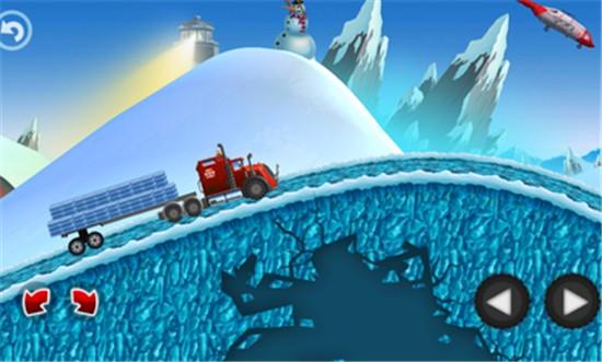冰道卡车驾驶赛无限金币版下载