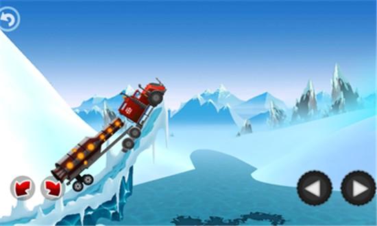 冰道卡车驾驶赛无限金币版