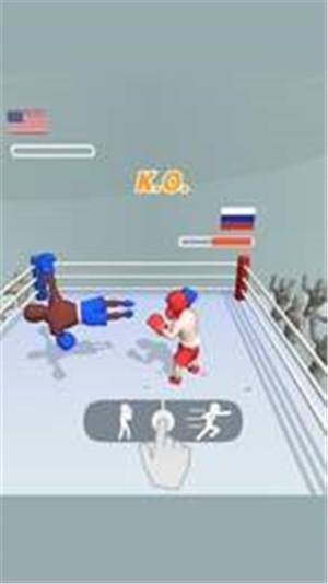 奥运拳击游戏