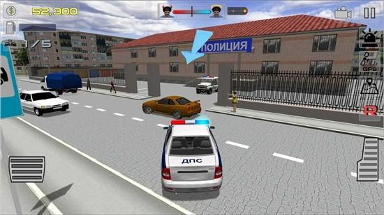 交通警察模拟器3D中文破解版下载
