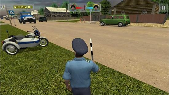 交通警察模拟器3D汉化无限金币下载