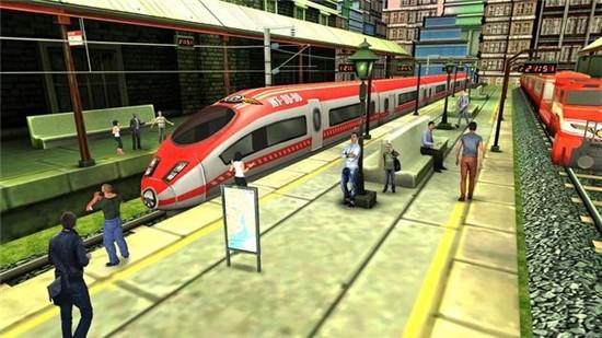 模拟火车世界破解版