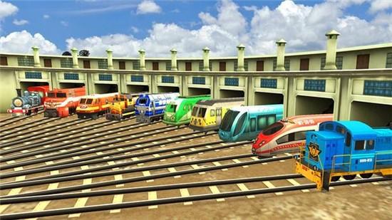 模拟火车世界破解版下载