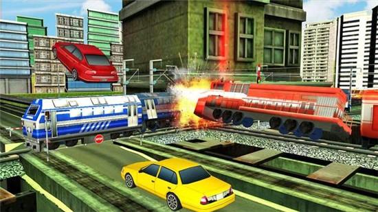 模拟火车世界汉化破解版