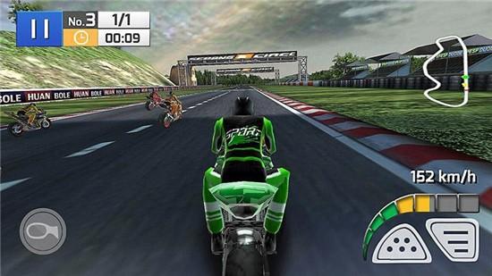 真实摩托竞赛3D破解版