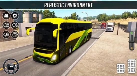 巴士山地驾驶模拟器手机版
