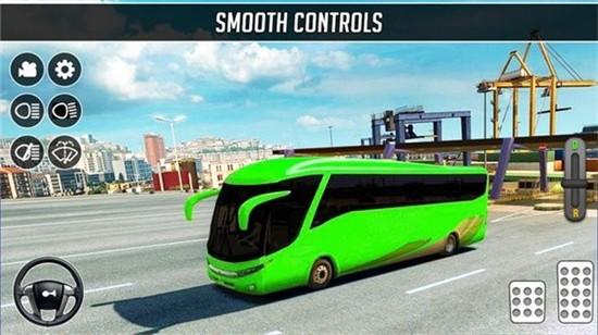 巴士山地驾驶模拟器手机版下载