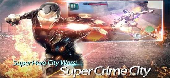 钢铁侠机器人英雄内购破解版下载
