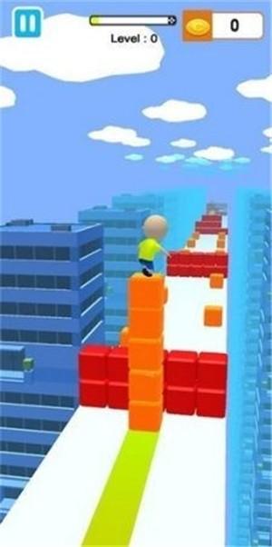 果冻块冲浪3D游戏下载