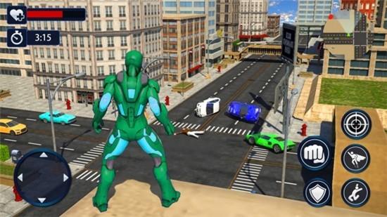 钢铁英雄城市冒险破解版下载