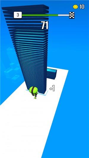 摩天楼滑行手游