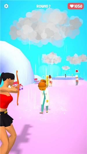 恋爱射箭3D游戏下载
