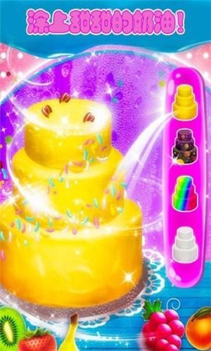 宝宝爱做蛋糕游戏下载